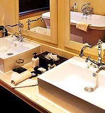 Babbler and Heron Bath
