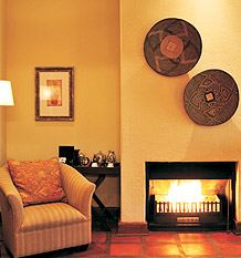 Hoepoe Fireplace
