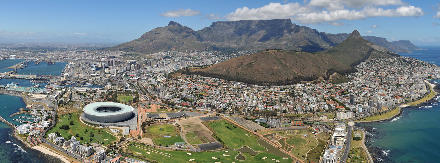 cape town as holiday destination in south africa