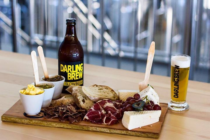 Craft beer and food pairing with darling brewery sa ventures for Craft beer and food